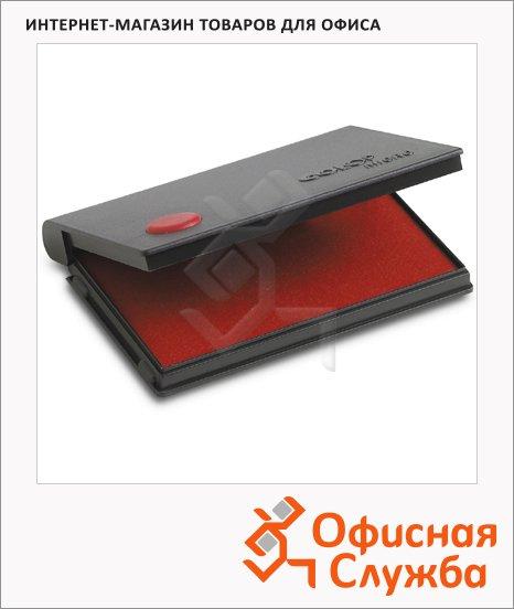 Штемпельная настольная подушка Colop Micro 1 90х50мм, краска на водной основе, красная