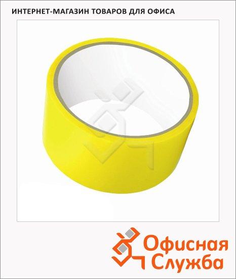 Клейкая лента упаковочная Attache 48мм х30м, желтая