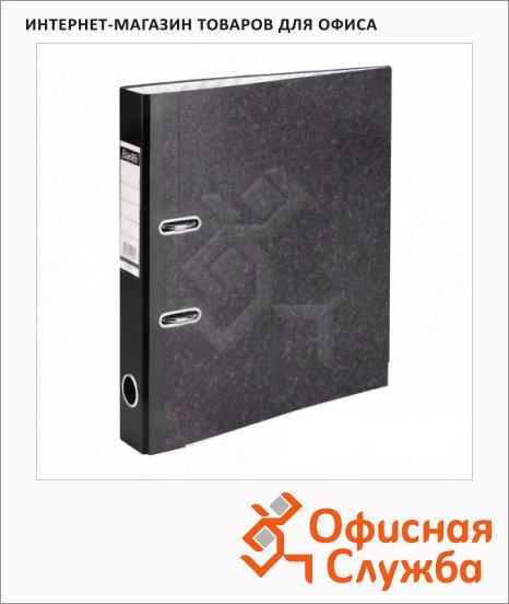 фото: Папка-регистратор А4 Bantex черная 75 мм, 1425-10