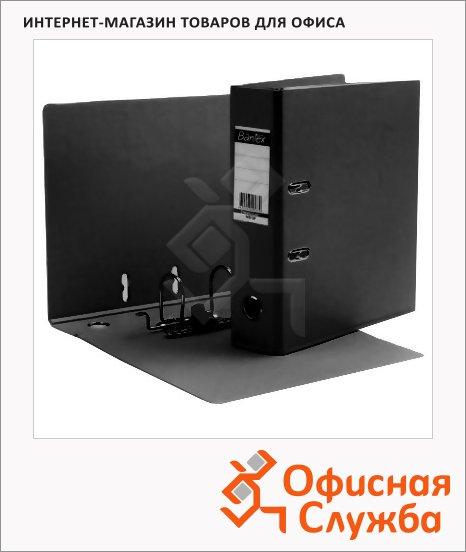 фото: Папка-регистратор А4 Bantex Economy Plus черная 70 мм, 1446-10