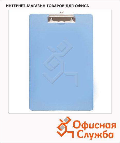 Клипборды без крышки Bantex голубая, А4, 4201-23