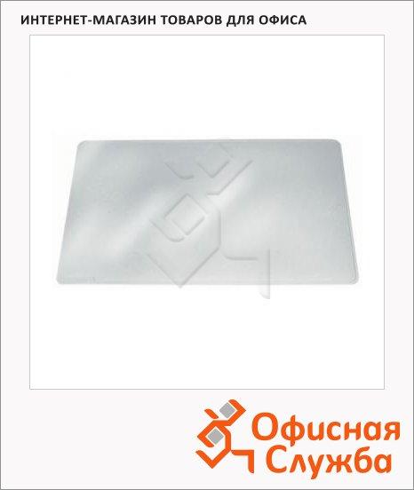 Коврик настольный для письма Durable 40х53см, прозрачный, 7112-19