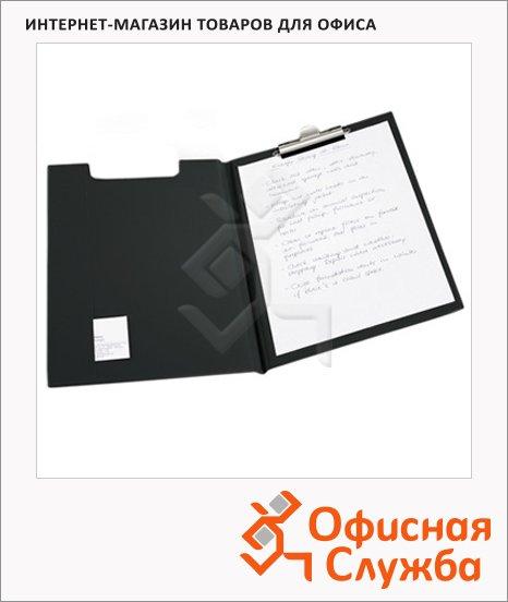 Клипборды с крышкой Durable черная, А4, 2357-01