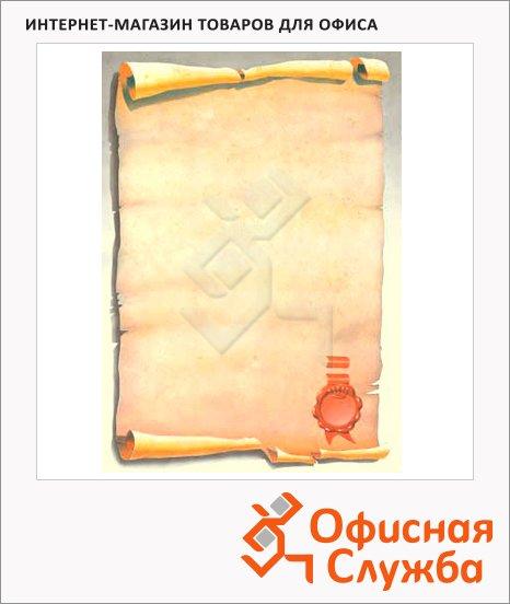 фото: Дизайн-бумага Decadry Свиток с печатью А4, 80г/м2, 25 листов