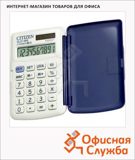����������� ��������� Citizen SLD-366 ����-�����, 10 ��������