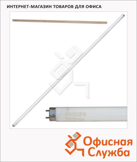 Лампа люминесцентная Philips TL-D 58W/54-765 58Вт, G13, 1500мм, холодный дневной