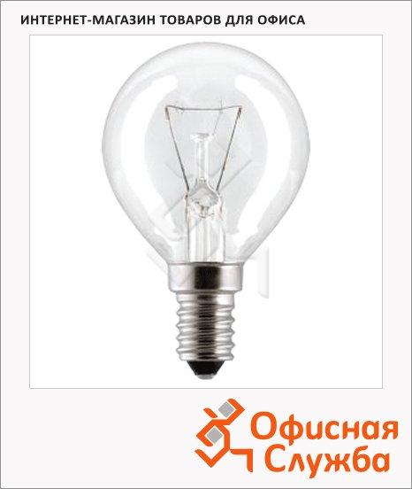 фото: Лампа накаливания P45 CL