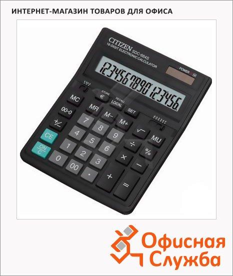 фото: Калькулятор настольный SDC-664S