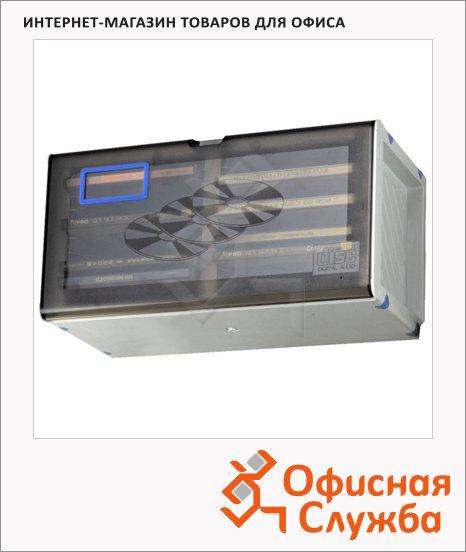 Бокс для CD/DVD Profioffice MB-20S, на 20 дисков