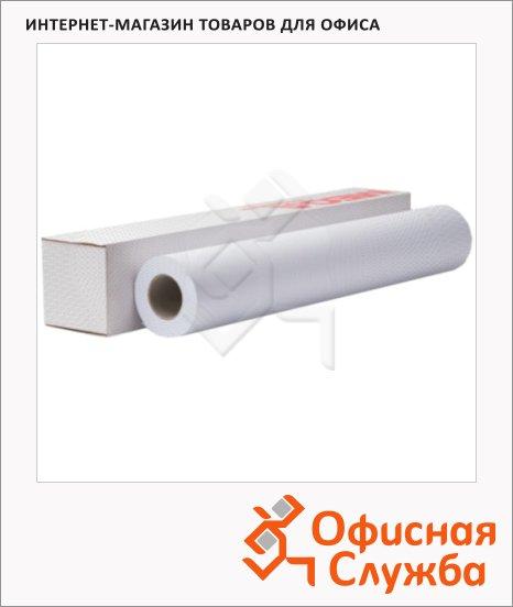 Бумага широкоформатная Mega Bright White 610мм х 45м, 90г/м2, белизна 165%CIE