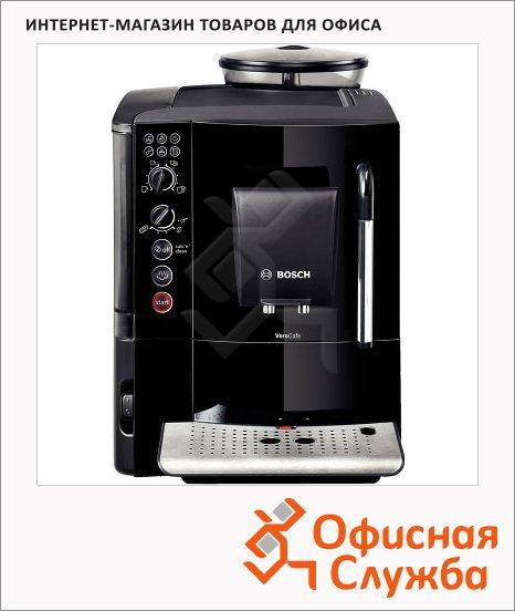 Кофемашина автоматическая Bosch TES 50129RW, черная