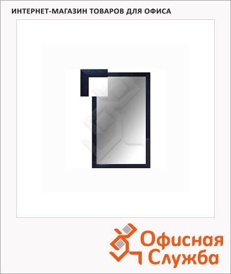 Зеркало настенное Attache Attache 1801 СЕ-1 черный шелк, 1000х600мм