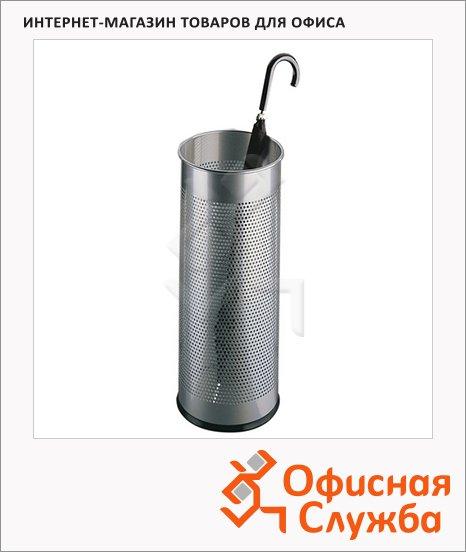 Подставка для зонтов Durable, серебристая
