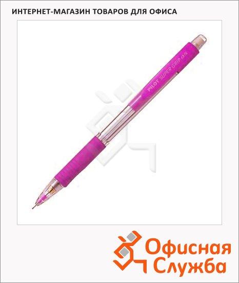 Карандаш механический Pilot Neon H-185-N 0.5мм, розовый корпус