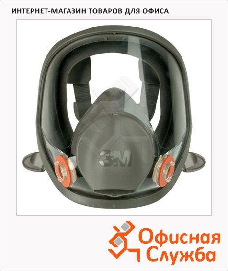 фото: Полная маска 3M серия 6000S большой 6900