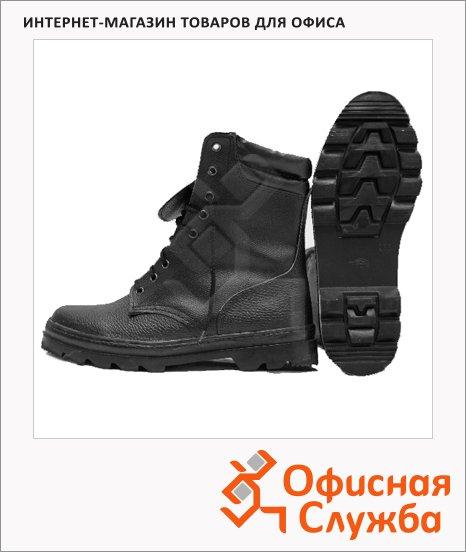 Ботинки утепленные Омон р.42, мужские, черные