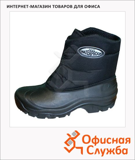 Боты зимние Дюна-Аст DU-light 126У р.43, мужские, черные