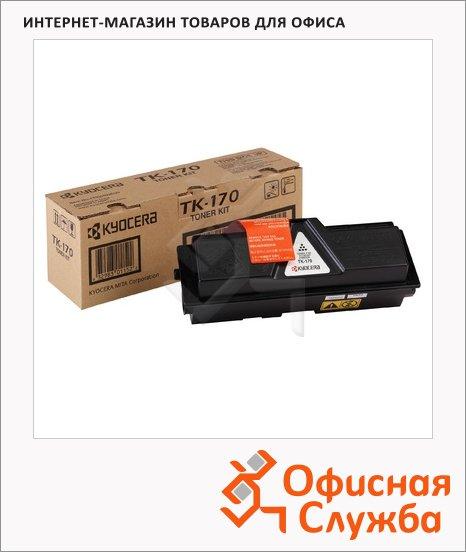 Тонер-картридж Kyocera Mita TK-170, черный