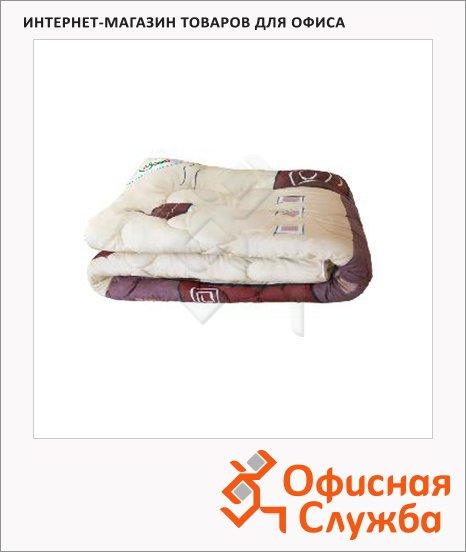 Одеяло 1,5-спальное Холфитекс 140х205см, 200г/м2, МХМ-15-2-1