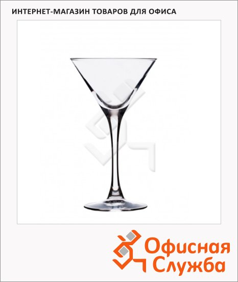фото: Бокал для мартини Signature 150мл 4шт/уп