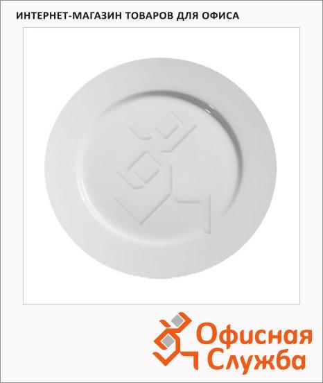 Тарелка десертная Wilmax белая, d=18см