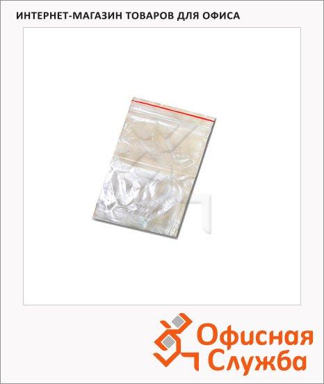 Пакеты с замком Zip Lock 15х22см, 32мкм, 100 шт/уп