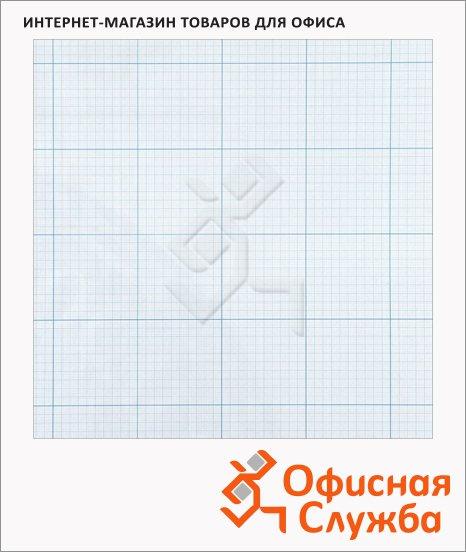 Бумага миллиметровая Mega голубая, 640мм х 10м, 75г/м2