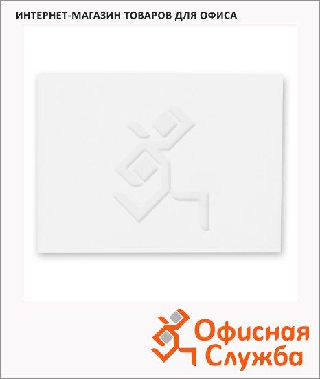 Конверт почтовый Ecopost С4 белый, 229х324мм, 90г/м2, 250шт, стрип