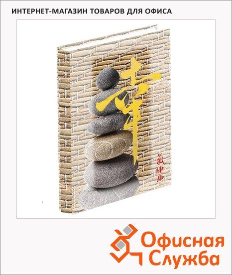 Блокнот Smart Бутик Япония, А5, 160 листов, в клетку, на сшивке, ламинированный картон, ассорти