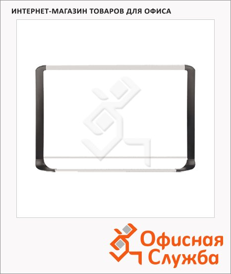 Доска магнитная маркерная Bi-Office Premium 60х90см
