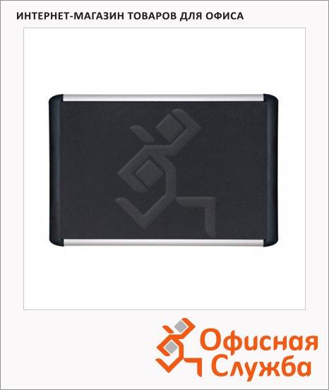 Доска пробковая Bi-Office Premium MVI030301 60х90см, коричневая, алюминиевая рама