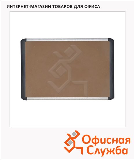 фото: Доска пробковая Premium MVI050501 60х90см