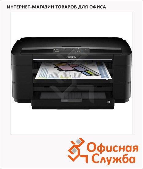 фото: Принтер струйный WorkForce WF-7015 А3+, 34 стр/мин, 64 Мб