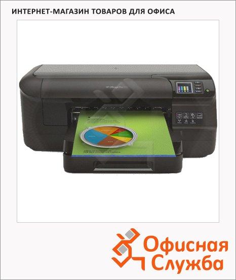 фото: Принтер струйный OfficeJet Pro 8100 ePrinter А4, 20 стр/мин, 128 Мб, CM752A