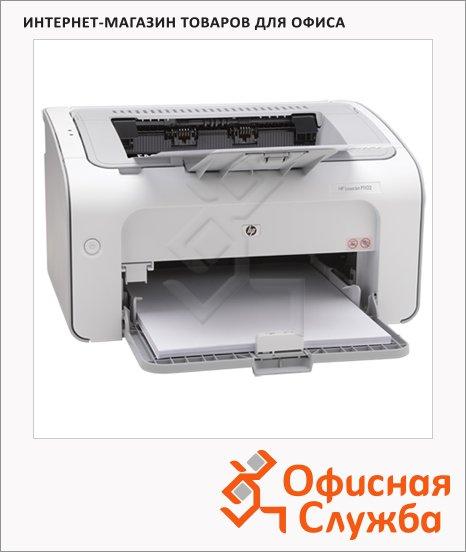 Принтер лазерный Hp LaserJet Pro P1102, А4, 17 стр/мин, 2 Мб