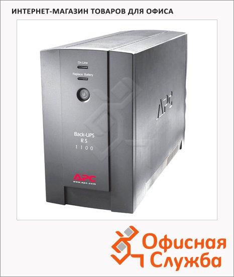 ИБП Apc Back-UPS 1100VA (BX1100CI-RS) 660Вт