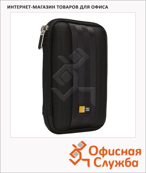 Чехол для жесткого диска Case Logic QHDC-101K черный, нейлон, 14.6x9.5x4 см