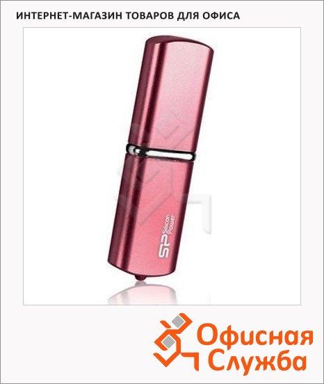 Флеш-накопитель Silicon Power Luxmini 720 8Gb, 20/10 мб/с, розовый