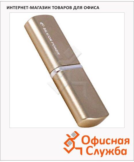 фото: Флеш-накопитель Silicon Power Luxmini 720, 16Gb 10/5 мб/с, бронза