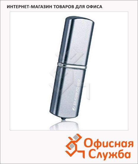 фото: Флеш-накопитель Silicon Power Luxmini 720 8Gb 10/5 мб/с, синий