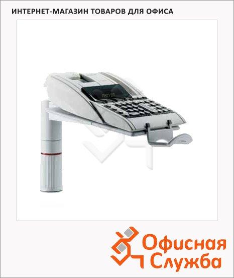 фото: Подставка для телефона или ноутбука Novus PhoneMaster до 6 кг серая