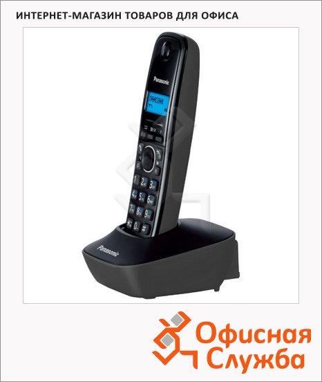 фото: Радиотелефон Panasonic KX-TG1611RU черно-серый