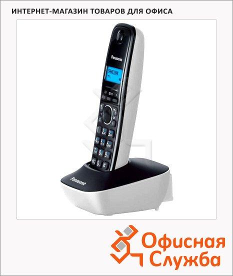 Радиотелефон Panasonic KX-TG1611RU черно-белый