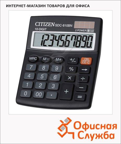 фото: Калькулятор настольный SDC-810BN