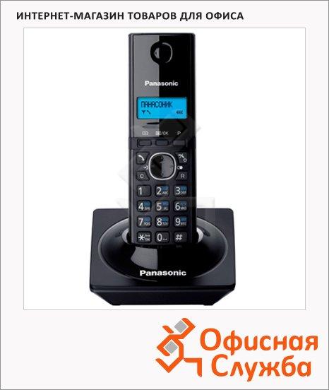 Радиотелефон Panasonic KX-TG1711RUB черный