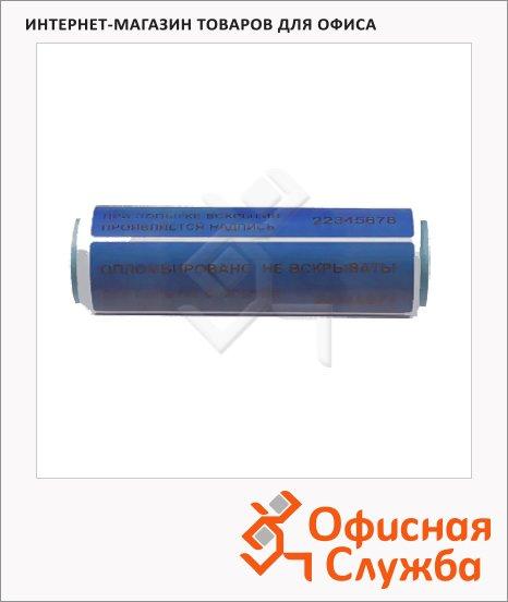Этикетки-пломбы синие, 100/20, 1000 шт/рул, для индексации