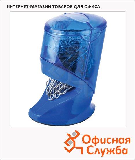 Скрепочница магнитная ассорти, башня, 200109