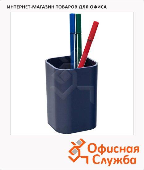 фото: Подставка для ручек Attache 100х67мм синяя