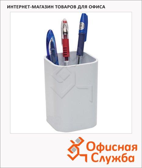 Подставка для ручек Attache 100х67мм, белая