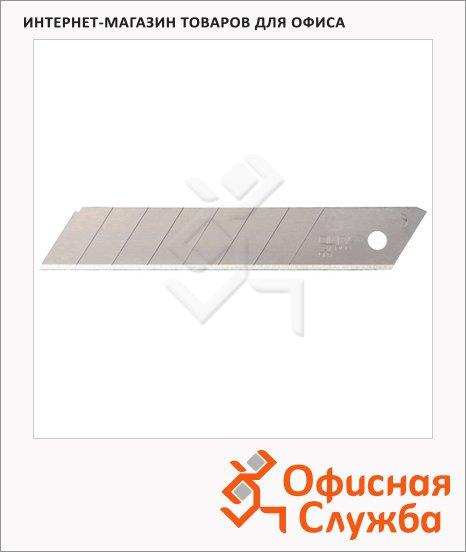Лезвия для ножей Olfa 18 мм, 10 шт/уп